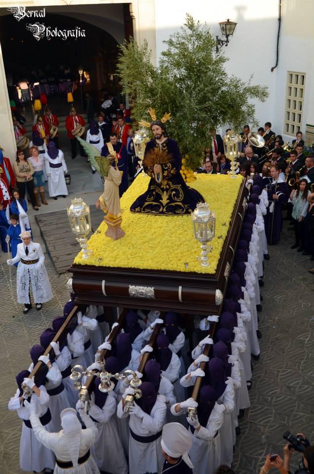 Decoración Pasos de Semana Santa